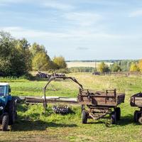 Деревня Моряны Куменского района