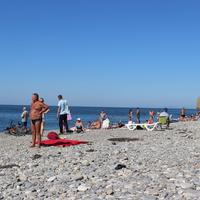 Прасковеевка. Пляж.