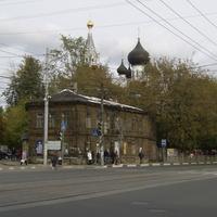 Ул. Белинского - Остатки старого