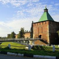 Н. Новгород - Кремль - Никольская башня
