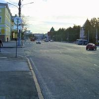 Н. Новгород - Площадь Минина