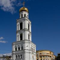 Колокольня монастыря