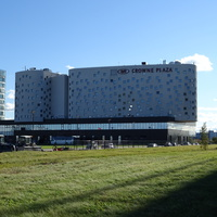 "Бизнес-отель ""Crowne Plaza St. Petersburg Airport"""