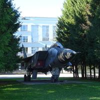 Университет гражданской авиации. МиГ-31