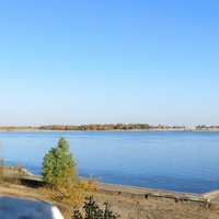 Набережная реки Волга