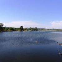 Ставок на річці Бовтишка