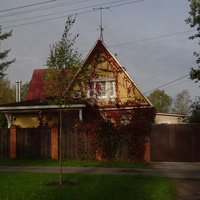 Дом на улице Нововестинской