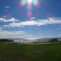 Муствеэ. Берег Чудского озера