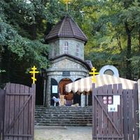 Михайловский Перевал. Часовня Сергия Радонежского.