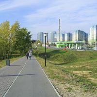 Н. Новгород - Микрорайон «Седьмое небо»