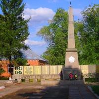 Меморіал ВВВ в Березняках.