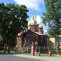 Церковь Троицы Живоначальной. Единоверческая.