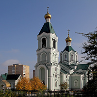 Храм в честь Святителя Тихона, Патриарха Московского и всея Руси