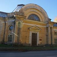 Старинное здание Архива.