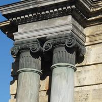 Фрагмент памятника.Смоленские ворота.