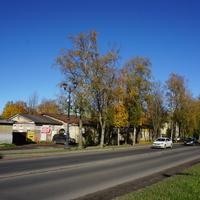 Киевская улица.