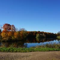 Озеро Чёрное.