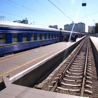 Вокзал Одесса-Главная.