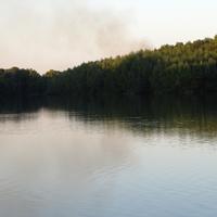 Кислицкое гирло Дуная.