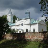 Церковь Николая Чудотворца.  Год постройки:между 1861 и 1864. Архитектор: А.Эдельсон