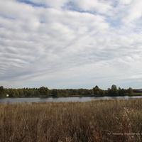 Озеро в д. Братонеж