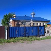 Церква в Сердюківці.