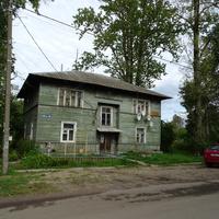 Пионерский переулок