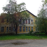 Больница, старый корпус
