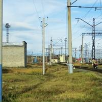 Станция Серов-сортировочный