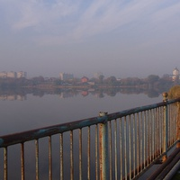 Туман над Тясмином.