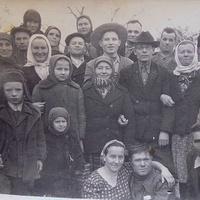 Весілля в Ревівці,50 роки(3 день-кури).