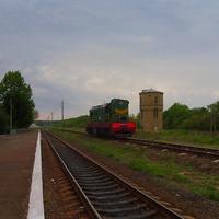 Станція Сердюківка(1911 р).