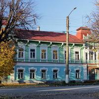 Дом на Советской улице