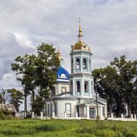 Вознесенская церковь в с. Рождественское Уржумского района Кировской области