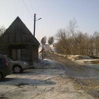 Мост через р. Городенка