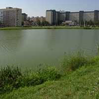Парк Озеро Долгое