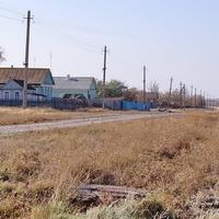 Улица на юго-восточной окраине
