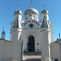 Свято-Вознесенский собор.