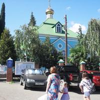 п.Лазаревское, Храм Рождества Пресвятой Богородицы