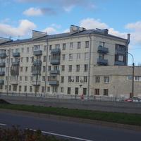 Краснопутиловская улица.