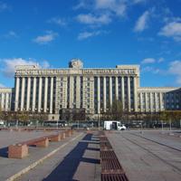 Московская площадь.