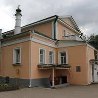 Усадебный дом Л.И.Кашиной