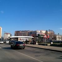 Loznica. Trg Vuka Karadžića.