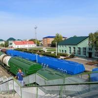 станция Пугачёвск