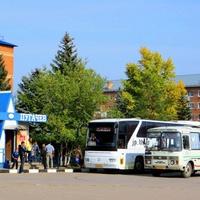 Автостанция Пугачёв
