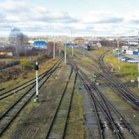 Станция Серов