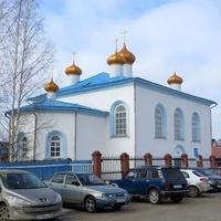 Церковь Пророка Божии Ильи