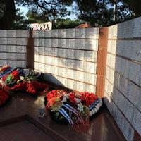 Памятник героям Великой Отечественной войны.