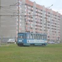 Конечная станция «Микрорайон Усольский»