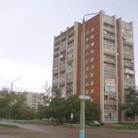 Двенадцатиэтажный жилой дом